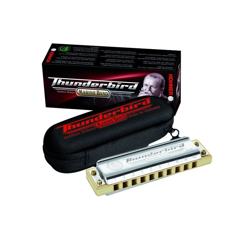 Hohner Marine Band Thunderbird Low C DO