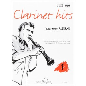 Clarinet Hits Volume 1 + CD