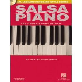 Piano Salsa Méthode Complète + CD