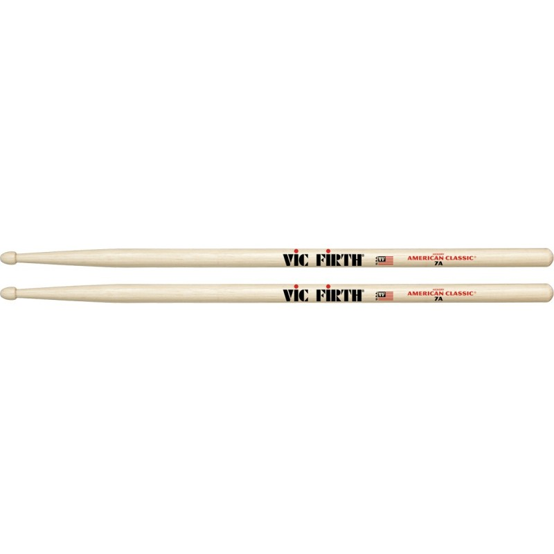 VIC FIRTH American Classic Hickory 7A