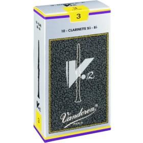 VANDOREN V12 CR1935 Anches de Clarinette Sib Force 3,5