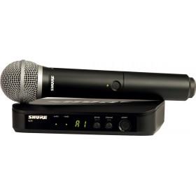 SHURE BLX24E-PG58-M17 Micro HF Main