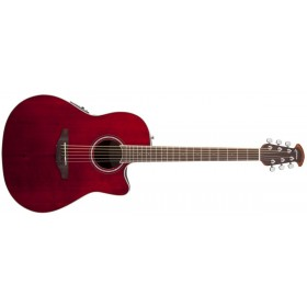 OVATION Celebrity Standard CS24-RR Ruby Red