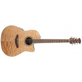OVATION Celebrity Standard Plus CS24P-4Q Natural Quilt