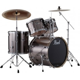 "PEARL EXPORT Fusion 20"" Smokey Chrome"