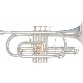 SML PARIS CO870-S Cornet Argenté