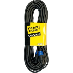 YELLOW CABLE HP20SS Speakon / Speakon 20 m