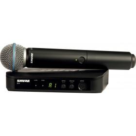 SHURE BLX24E-B58-M17 Micro Sans Fil Main