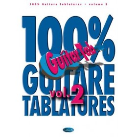 100% Guitare Tablatures Volume 2