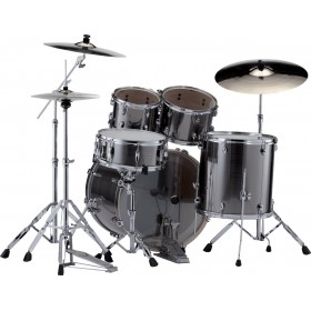 "PEARL EXPORT Rock 22"" Smokey Chrome"