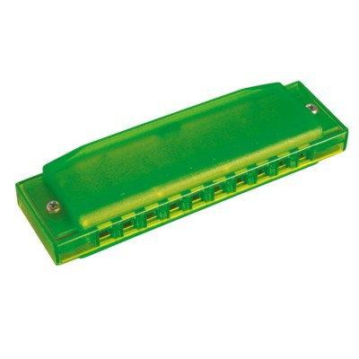 HOHNER Harmonica Happy Color Green