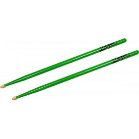 ZILDJIAN Baguette 5A Neon Vert