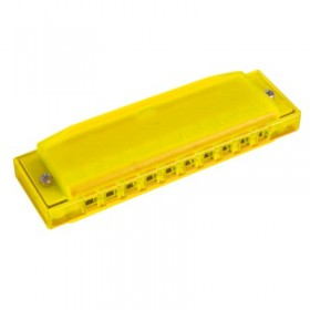 HOHNER Harmonica Happy Color Yellow
