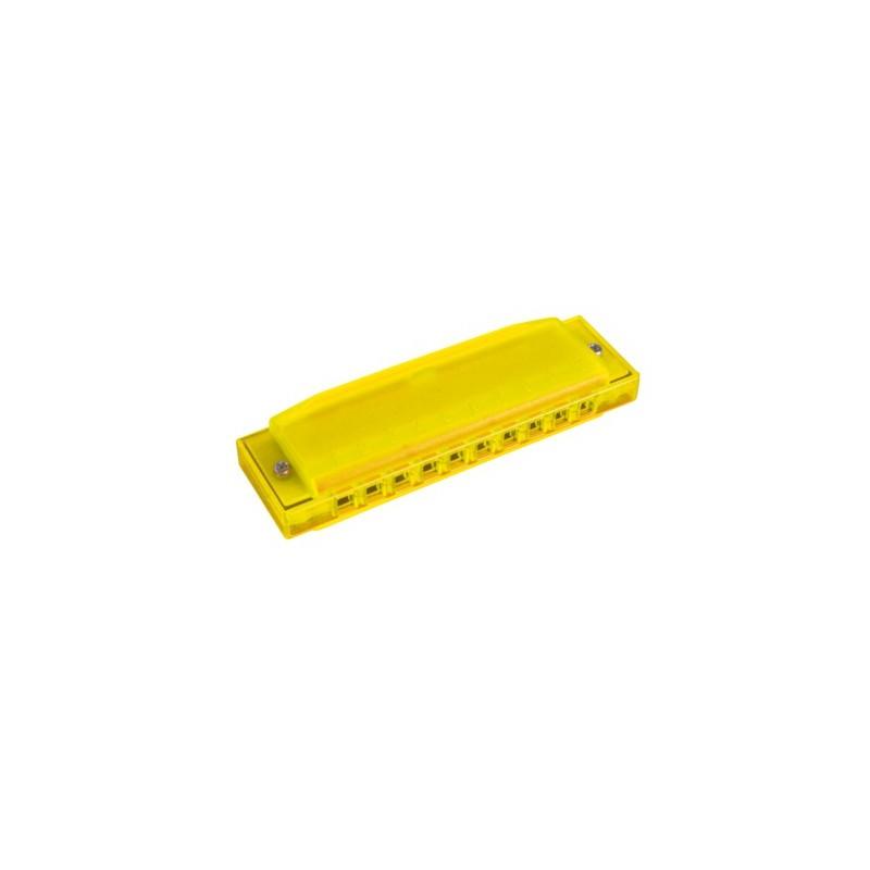 HOHNER Harmonica Happy Color Yellow