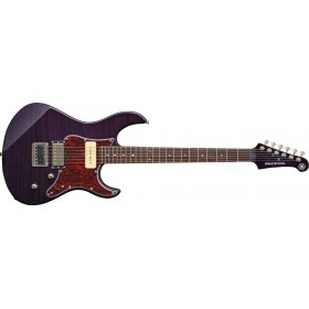 YAMAHA PACIFICA 611HFM Translucent Purple