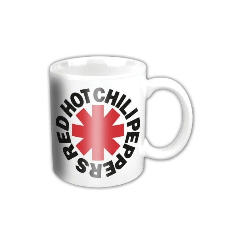 MUG RED HOT CHILI PEPPERS Asterisk Logo
