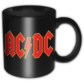 MUG ACDC Logo Metal