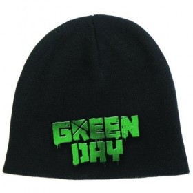 BONNET GREEN DAY LOGO