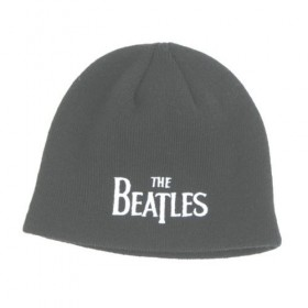 BONNET The Beatles Beanie Black