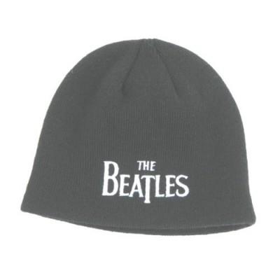 BONNET The Beatles Beanie Black