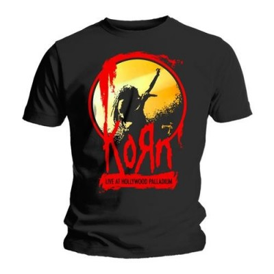 T-Shirt Homme KORN STAGE Taille M