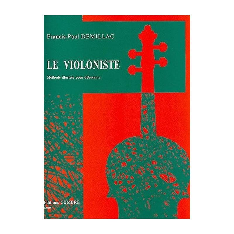Le Violoniste Francis-Paul DEMILLAC