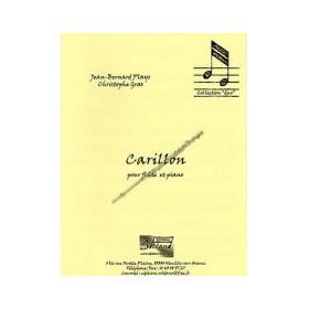 Carillon pour Flûte et Piano Jean Bernard Plays / C GRAS