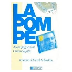 La Pompe Accompagnement Guitare Jazz + CD