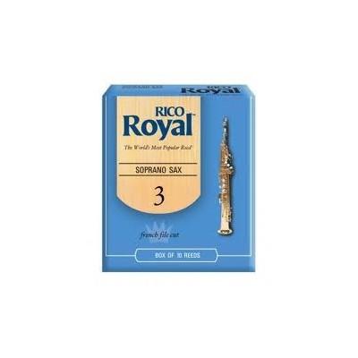 RICO Royal Anche Saxophone Soprano 3
