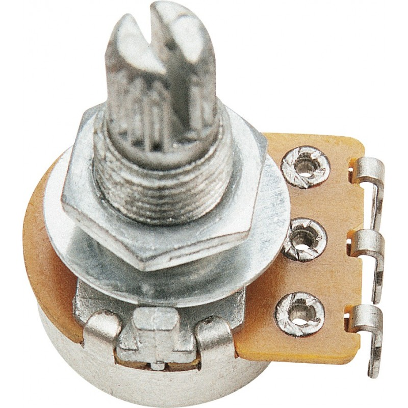 YELLOW PARTS Potentiomètre Volume Logarithmiques 250k