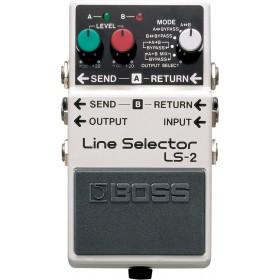 BOSS LS-2 LINE SELECTOR