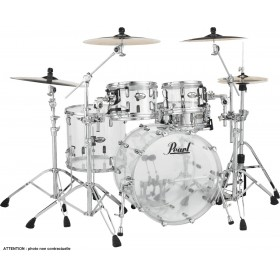 "PEARL CRYSTAL BEAT Rock 22"" Ultra Clear"