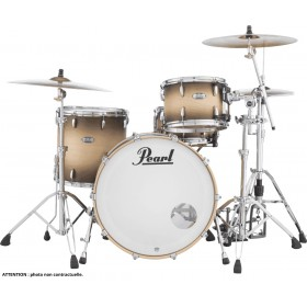 "PEARL Master Maple Complete Rock 24""Satin Natural Burst"