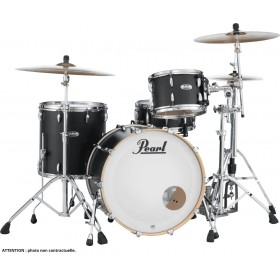 "PEARL Master Maple Complete Rock 22"" Matte Caviar Black"