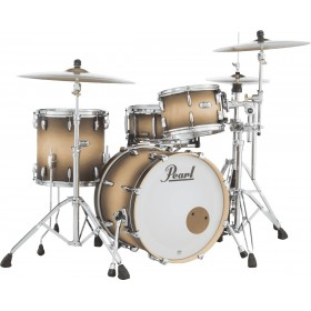 "PEARL Master Maple Complete Fusion 20"" Satin Natural Burst"