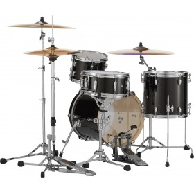 "PEARL MIDTOWN Jazzette 16"" Black Gold Sparkle"