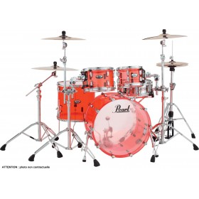 "PEARL CRYSTAL BEAT Fusion 20"" Ruby Red"