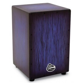 LP CAJON ASPIRE ACCENTS Blueburst Streak
