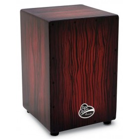 LP CAJON ASPIRE ACCENTS Dark Wood Streak