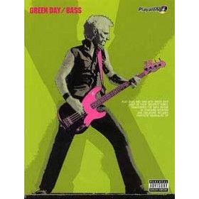 Green Day Authentic Bass Play Along + CD