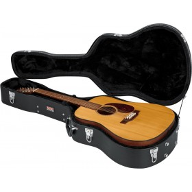 GATOR ETUI GUITARE ACOUSTIQUE DREADNOUGHT 12 Cordes
