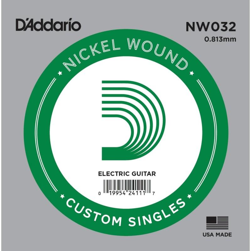 D'ADDARIO Corde Electrique NW032
