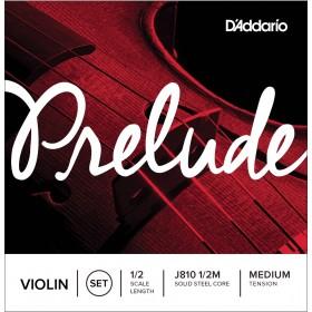 D'ADDARIO PRELUDE J810 VIOLON 1/2