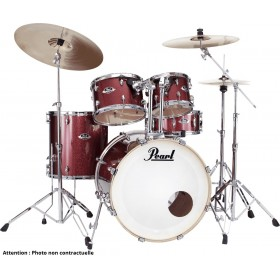 "PEARL EXPORT Rock 22"" Black Cherry Glitter"