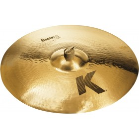 "ZILDJIAN K Crash Ride 21"" Brillante"