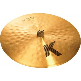 "ZILDJIAN K Ride 20"" Light Flat"