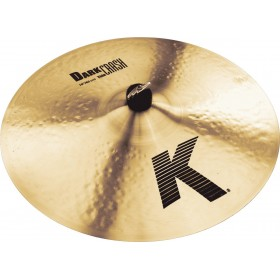 "ZILDJIAN K Crash 18"" Dark Thin"