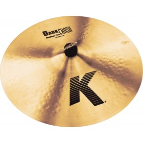 "ZILDJIAN K Crash 18"" Dark Medium Thin"