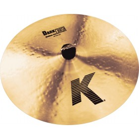 "ZILDJIAN K Crash 16"" Dark Medium Thin"