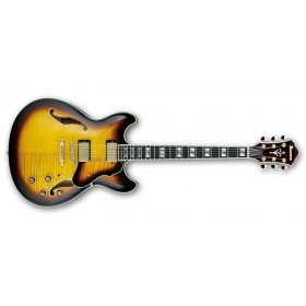 IBANEZ AS153-AYS ARTSTAR ANTIQUE YELLOW SUNBURST